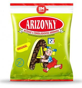 Arizonky ryžové s čokoládovou arómou