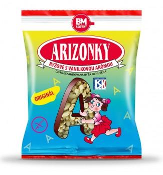 Arizonky ryžové s vanilkovou arómou
