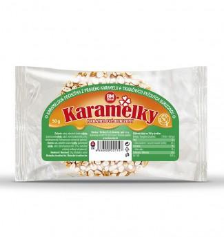 Karamelky 50g