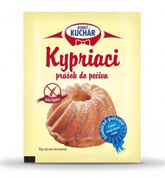 Kypriaci prášok do pečiva