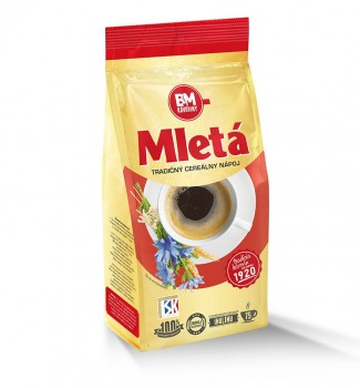 Mletá - roasted coffee blend
