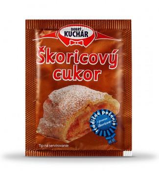 Škoricový cukor