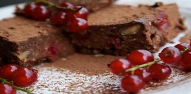 Šťavnaté cukinové brownies